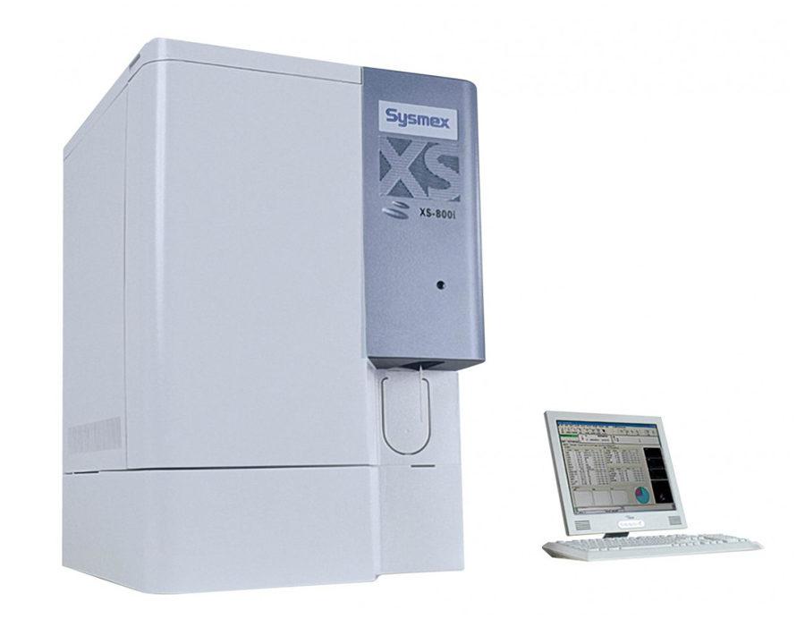 Sysmex-XS-800i